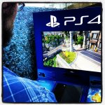 przykładowa gra na PlayStation4
