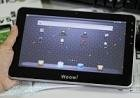 Tablet Woow Digital